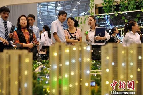 北京楼市小阳春:别墅交易回暖明显 楼盘争相入市